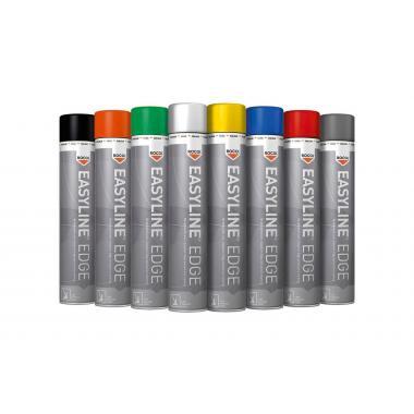 Аэрозольная краска для разметки Easyline, белая (750 мл) [gwr47000]