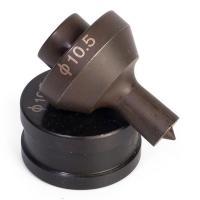 Матрица КВТ МПШО-10 для пробивки отверстий в шинах [62559]