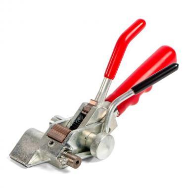Инструмент для натяжения и резки стальной ленты КВТ ИНТу-20 [74030]