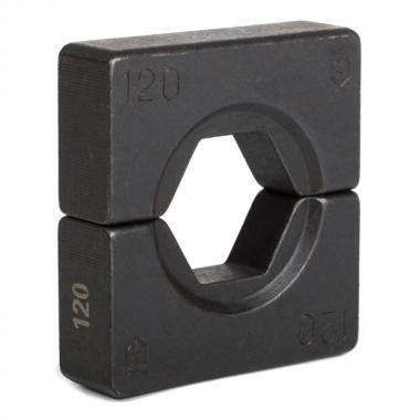 Набор матриц КВТ НМ-300-ТА для опрессовки алюминиевых и алюмомедных наконечников по ГОСТ [61034]
