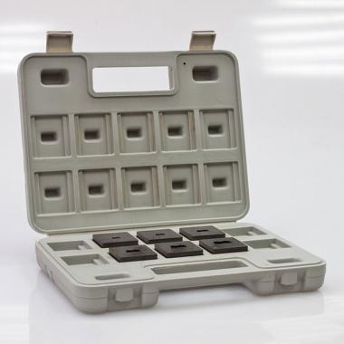 Набор матриц КВТ НМ-300-НШВИ для опрессовки втулочных наконечников [61037]