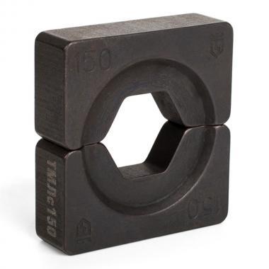 Набор матриц КВТ НМ-300-ТМЛс для опрессовки медных наконечников по стандарту «КВТ» [61185]