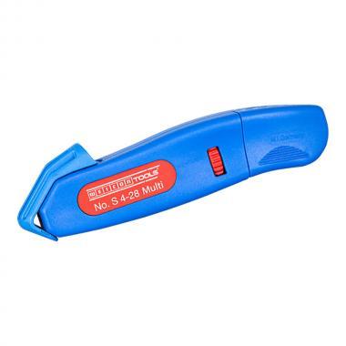 Кабельный нож Weicon S 4-28 Multi снятие изоляции провода 0.5-6 мм² [wcn50057328]
