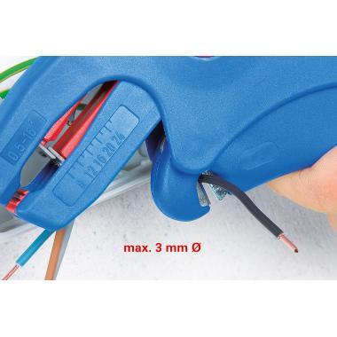 Автоматический стриппер Weicon № 7-F для плоских кабелей [wcn51001007]