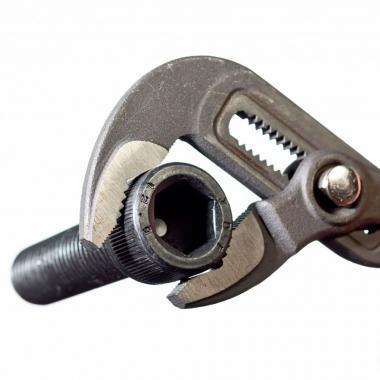 Клещи переставные КВТ, 250 мм [67363]