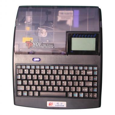 Кабельный принтер Supvan TP-80E для печати на трубке ПВХ (кембрике) и термоусадочной трубке