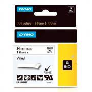 Картридж Dymo 1805430, 24 мм, черный на белом
