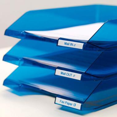 Картридж Dymo S0720540/45014, 12 мм, синий на белом