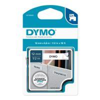 Картридж Dymo S0718060/16959, 12 мм, черный на белом