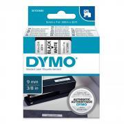 Картридж Dymo S0720680/40913, 9 мм, черный на белом