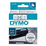 Картридж  Dymo S0720690/40914, 9 мм, синий на белом