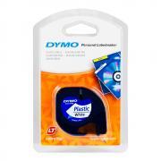 Лента Dymo S0721610/91201, 12 мм, черный на белом