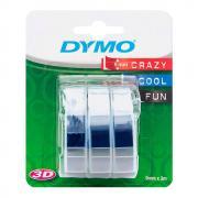 Лента Dymo S0847740/146078, 9 мм, синяя (3 шт)