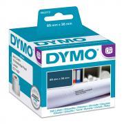 Этикетки Dymo 1983172, 36 х 89 мм, белые (260 шт)