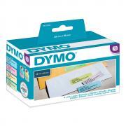 Этикетки Dymo S0722380/99011, 89 x 28 мм, разноцветные (4 х 130 шт)