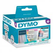 Этикетки Dymo S0722540/11354, 57 x 32 мм, белые (1000 шт)
