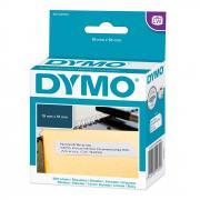 Этикетки Dymo S0722550/11355, 51 x 19 мм, белые (500 шт)