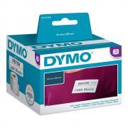 Этикетки Dymo S0722560/11356, 89 x 41 мм, белые (300 шт)