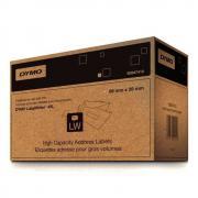 Этикетки Dymo S0947410, 89 x 28 мм, белые (2 х 1050 шт)
