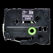 Трафаретная лента STe-141 совместимая, 18 мм