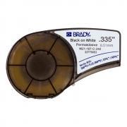 Картридж Brady M21-187-C-342, 8.51 мм, черный на белом [brd110924]