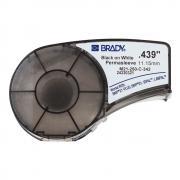 Картридж Brady M21-250-C-342, 11.15 мм, черный на белом [brd110925]