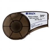 Картридж Brady M21-750-427, 19.05 мм, черный на белом [brd110927]