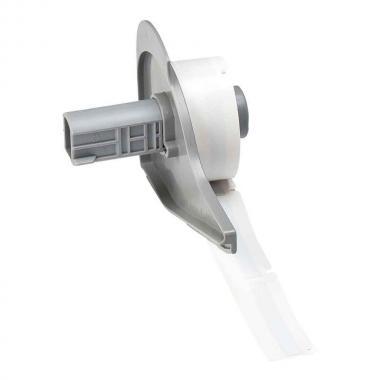 Антистатические этикетки Brady M71-2-717 полиимид 50.8 х 6.35 мм, белые (100 шт) [brd134232]