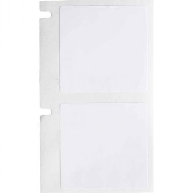 Лабораторные этикетки Brady M71-97-481 полиэстер 22.86 х 22.86 мм, белые матовые (250 шт) [brd710766]