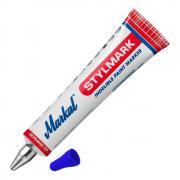 Термостойкая маркировочная паста Markal Stylmark, 200°C, 6 мм, синяя [96682]