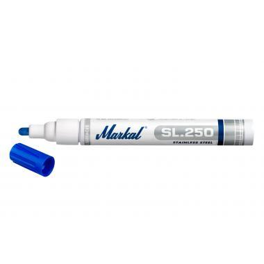 Маркер Markal SL.250, синий, 3 мм [31200429]