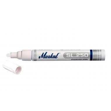 Маркер Markal SL.250, белый, 3 мм [31200129]