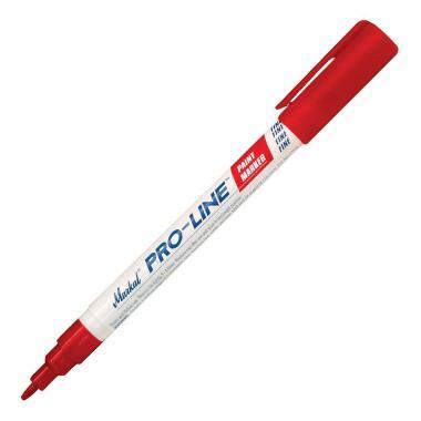 Маркер Markal Pro-Line Fine, красный, 1.5 мм [96874]