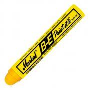 Промышленный маркер Markal B-E Paintstik, желтый, 17 мм [80621]