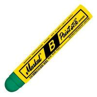 Промышленный маркер Markal B Paintstik, зеленый, 17 мм [80226]