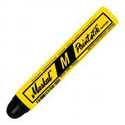 Термостойкий маркер Markal M Paintstik, черный, 17 мм [81923]