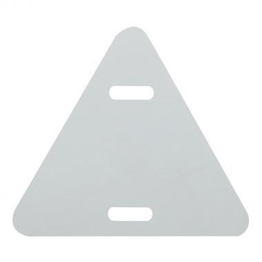 Комплект 3 в 1 №3 для контрольного кабеля: треугольная бирка У136, этикетка трапеция ПП 50х25 мм и риббон 50 м