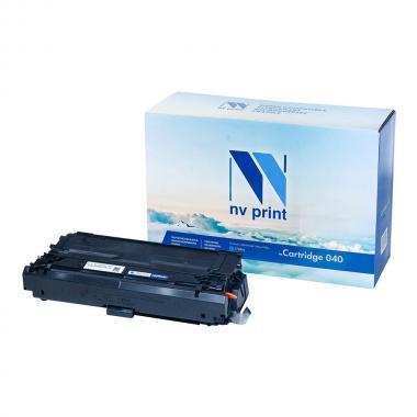 Картридж NVP совместимый NV-040 для Canon, голубой [NV-040C]