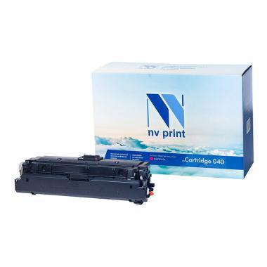 Картридж NVP совместимый NV-040 для Canon, пурпурный [NV-040M]