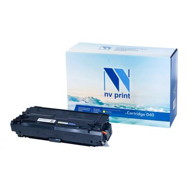 Картридж NVP совместимый NV-040 для Canon, желтый [NV-040Y]