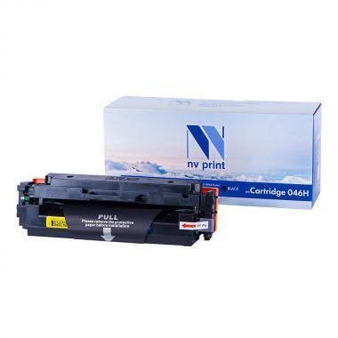 Картридж NVP совместимый NV-046H для Canon, черный [NV-046HBk]