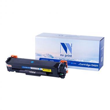 Картридж NVP совместимый NV-046H для Canon, голубой [NV-046HC]