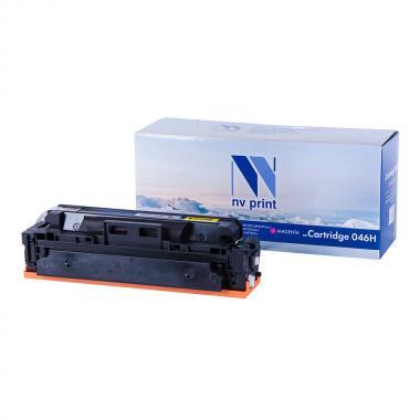 Картридж NVP совместимый NV-046H для Canon, пурпурный [NV-046HM]