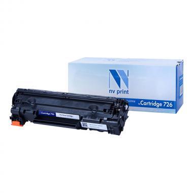 Картридж NVP совместимый NV-726 для Canon [NV-726]