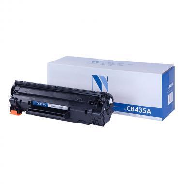 Картридж NVP совместимый NV-CB435A для HP
