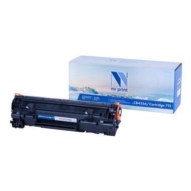 Картридж NVP совместимый NV-CB435A/ NV-712 для HP и Canon