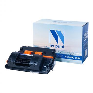 Картридж NVP совместимый NV-CC364X/СE390Х для HP