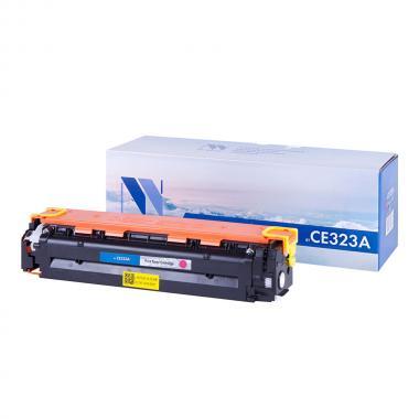 Картридж NVP совместимый NV-CE323A для HP, пурпурный [NV-CE323AM]