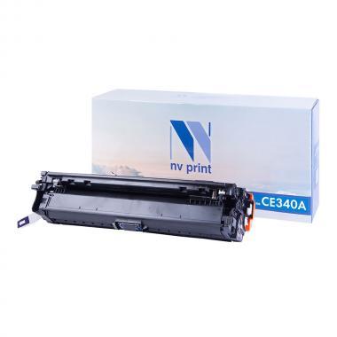 Картридж NVP совместимый NV-CE340A для HP, черный [NV-CE340ABk]