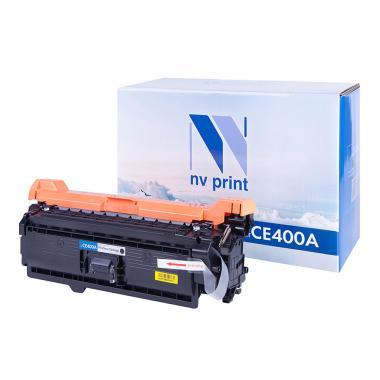 Картридж NVP совместимый NV-CE400A для HP, черный [NV-CE400ABk]